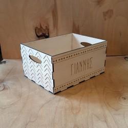 Σετ 3 x Κουτιά με θέμα Lion King 20x15x10cm